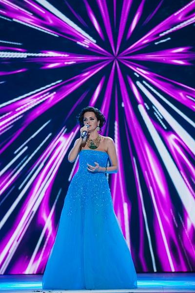 Певица Слава. Фестиваль «Disco Дача 2015»