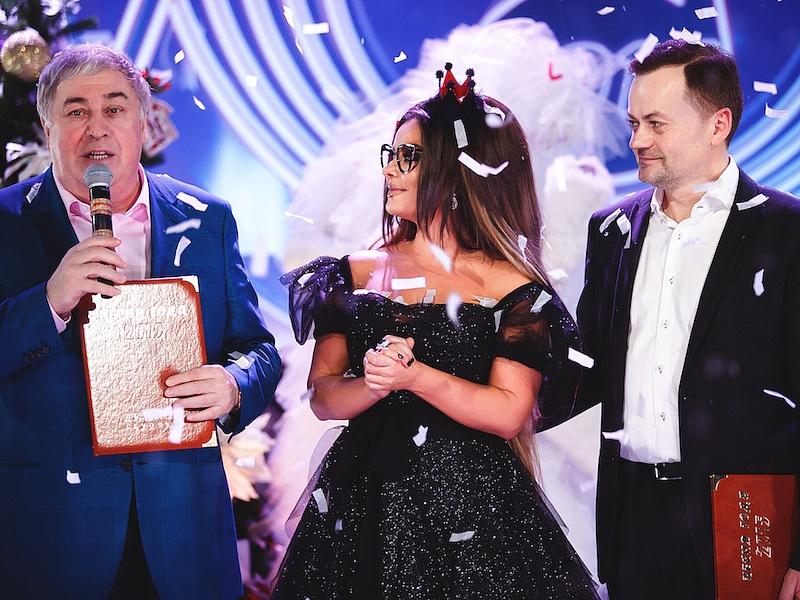 Михаил Гуцериев, Наташа Королёва, Андрей Пряжников. «Песня Года-2015»