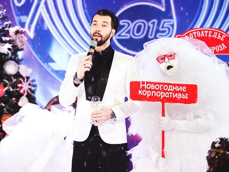 Денис Клявер. «Песня Года-2015»