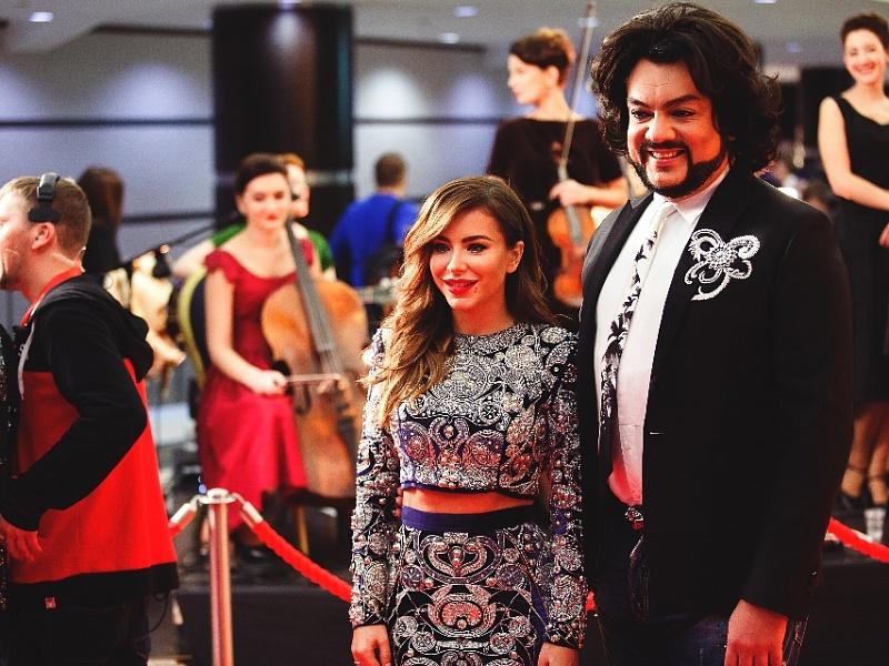 Ани Лорак и Филипп Киркоров. РНМП-2015