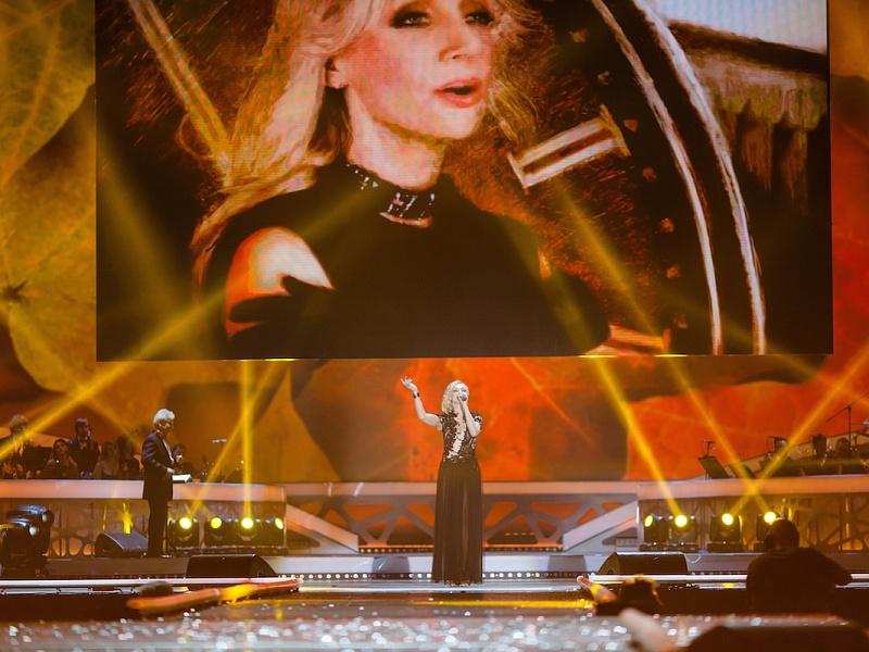 Кристина Орбакайте. «Песня года 2014»