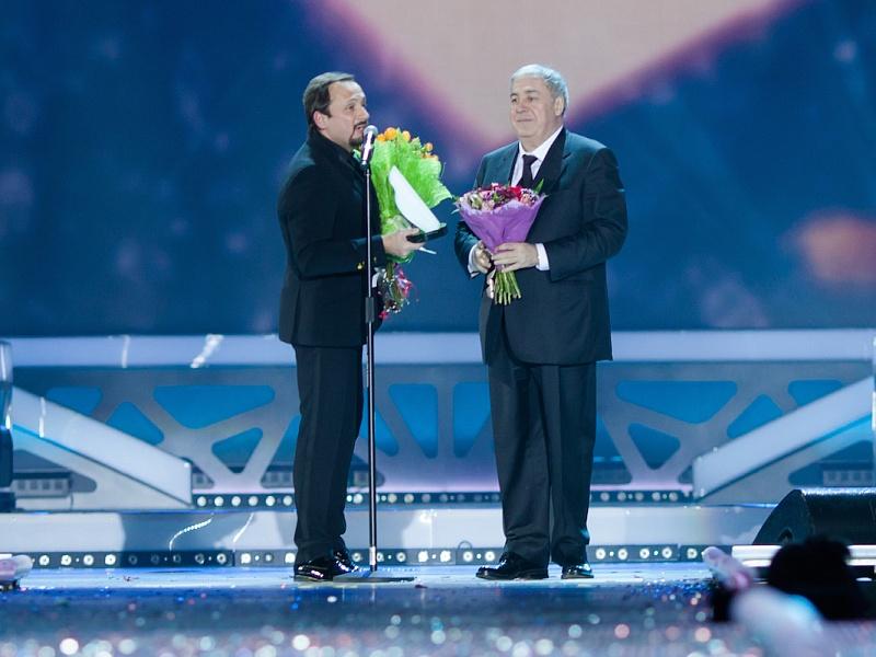 Михаил Гуцериев и Стас Михайлов. «Песня года 2014»