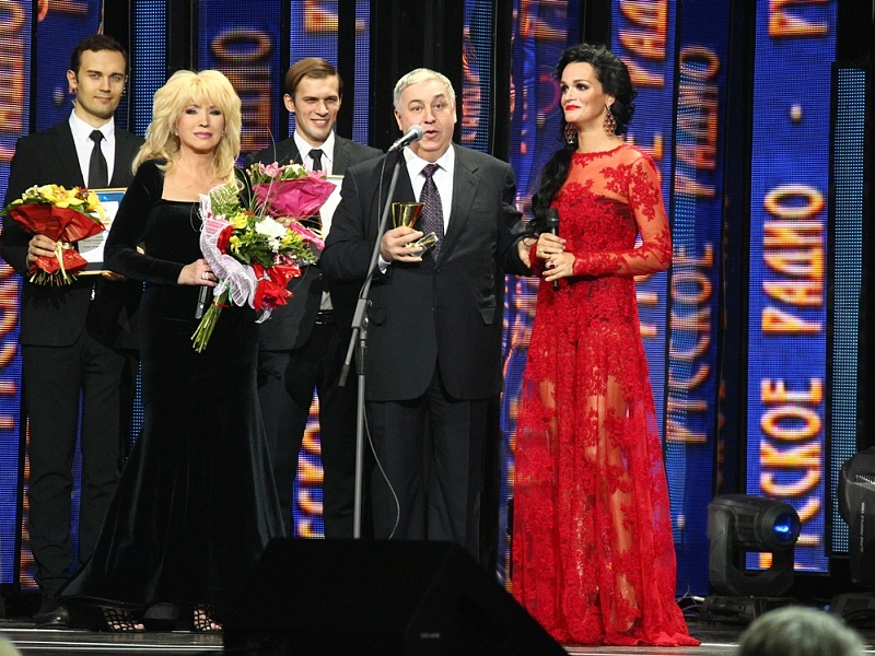 Михаил Гуцериев, Ирина Аллегрова, Слава. «Золотой Граммофон 2014»