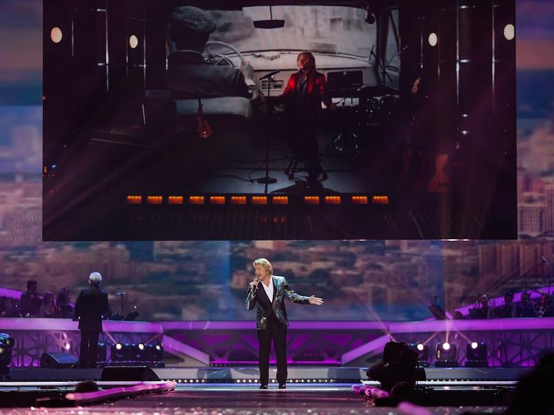 Николай Басков. «Песня года 2014»