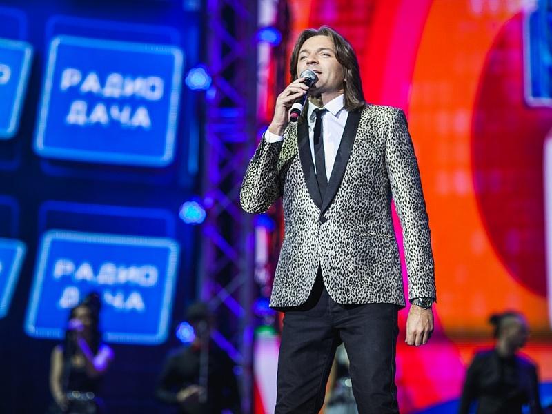 Дмитрий Маликов. Фестиваль «Disco Дача 2014»