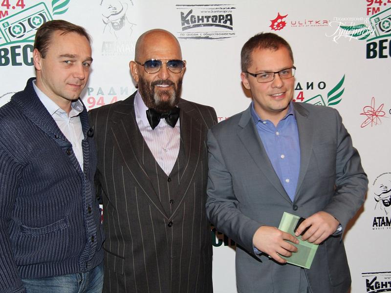 Презентация клипа Михаила Шуфутинского, 2012