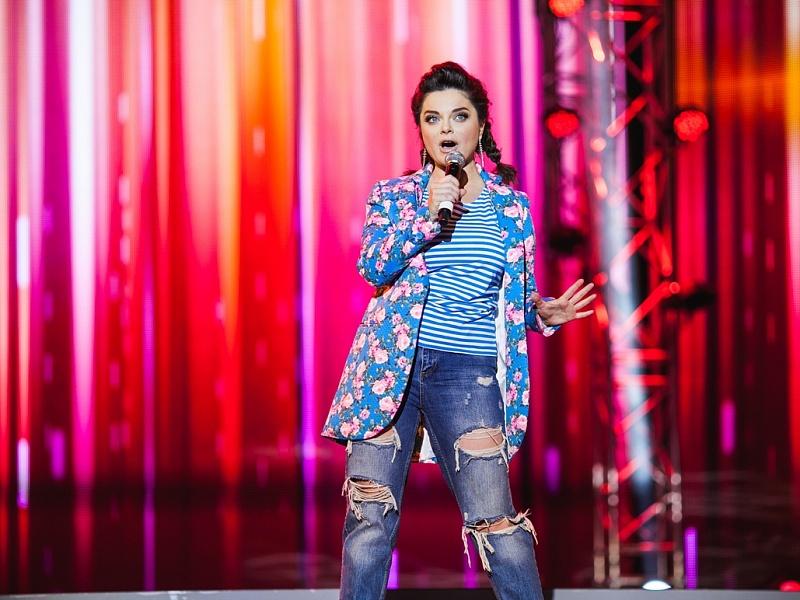Наташа Королёва. Фестиваль «Disco Дача 2014»