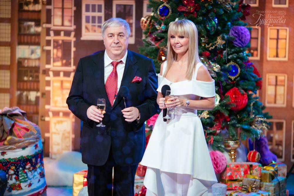 Михаил Гуцериев и Валерия. Песня года