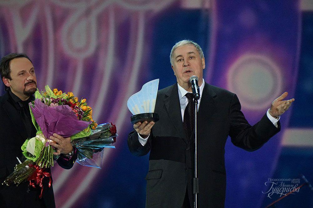 Михаил Гуцериев, Стас михайлов. Песня года