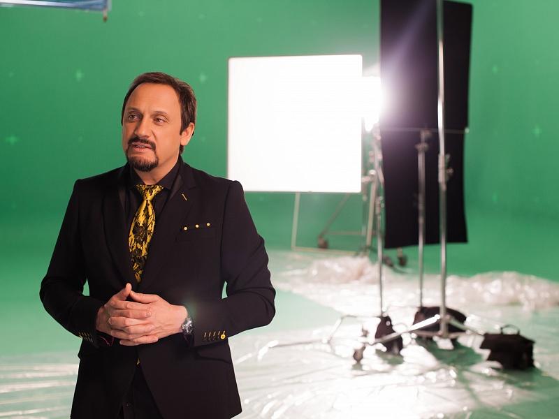 Съёмки клипа «Понимаю, ты устала» Стаса Михайлова