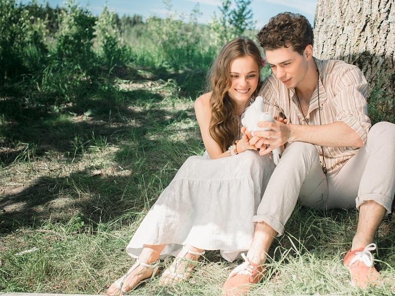 Съёмки клипа «Формула счастья» Валерии