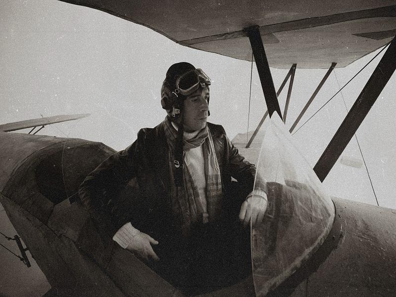 Съёмки клипа «Жёлтые очки» Макса Покровского
