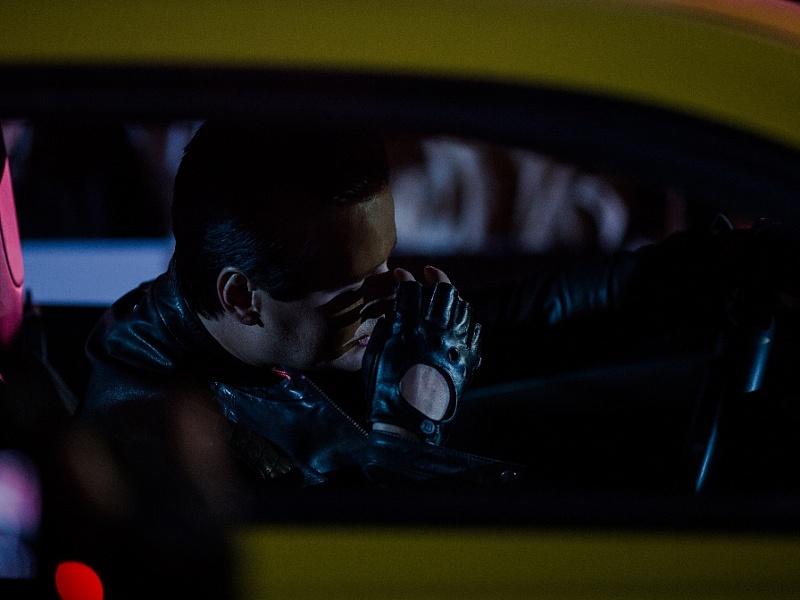 Съемки клипа «Делю любовь на доли» Витаса
