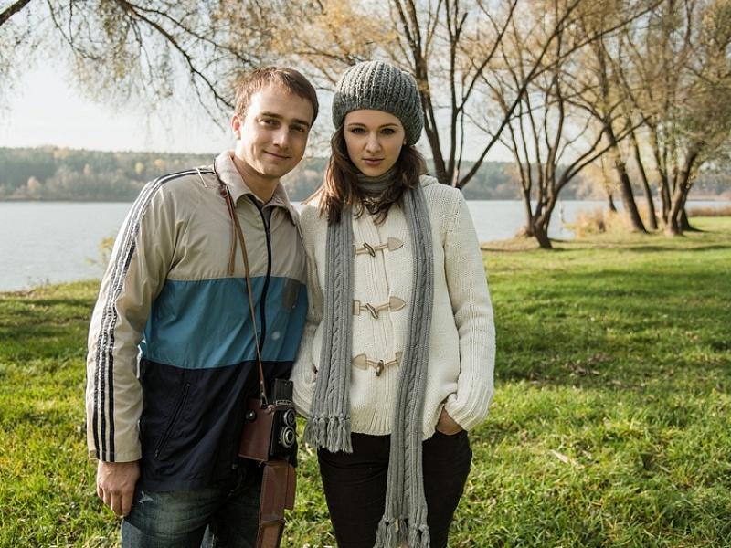 Съёмки клипа «Календарь любви» Таисии Повалий