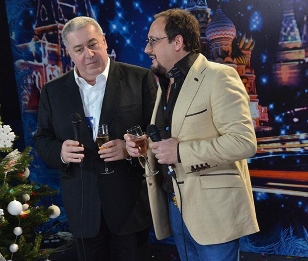 Михаил Гуцериев и Стас Михайлов