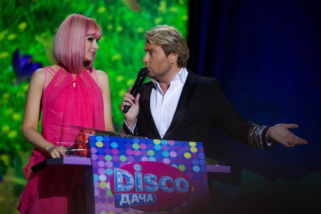Натали и Николай Басков. «Disco Дача» 2016