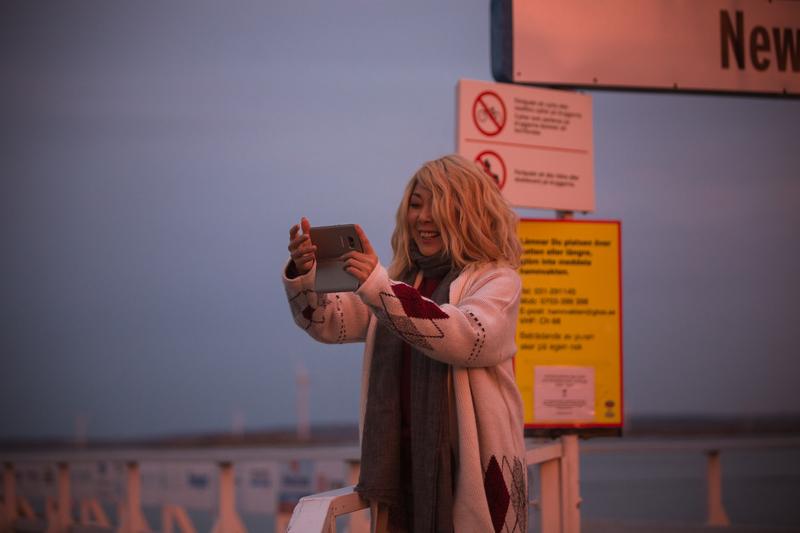 Съмки клипа Аниты Цой - Сумасшедшее счастье