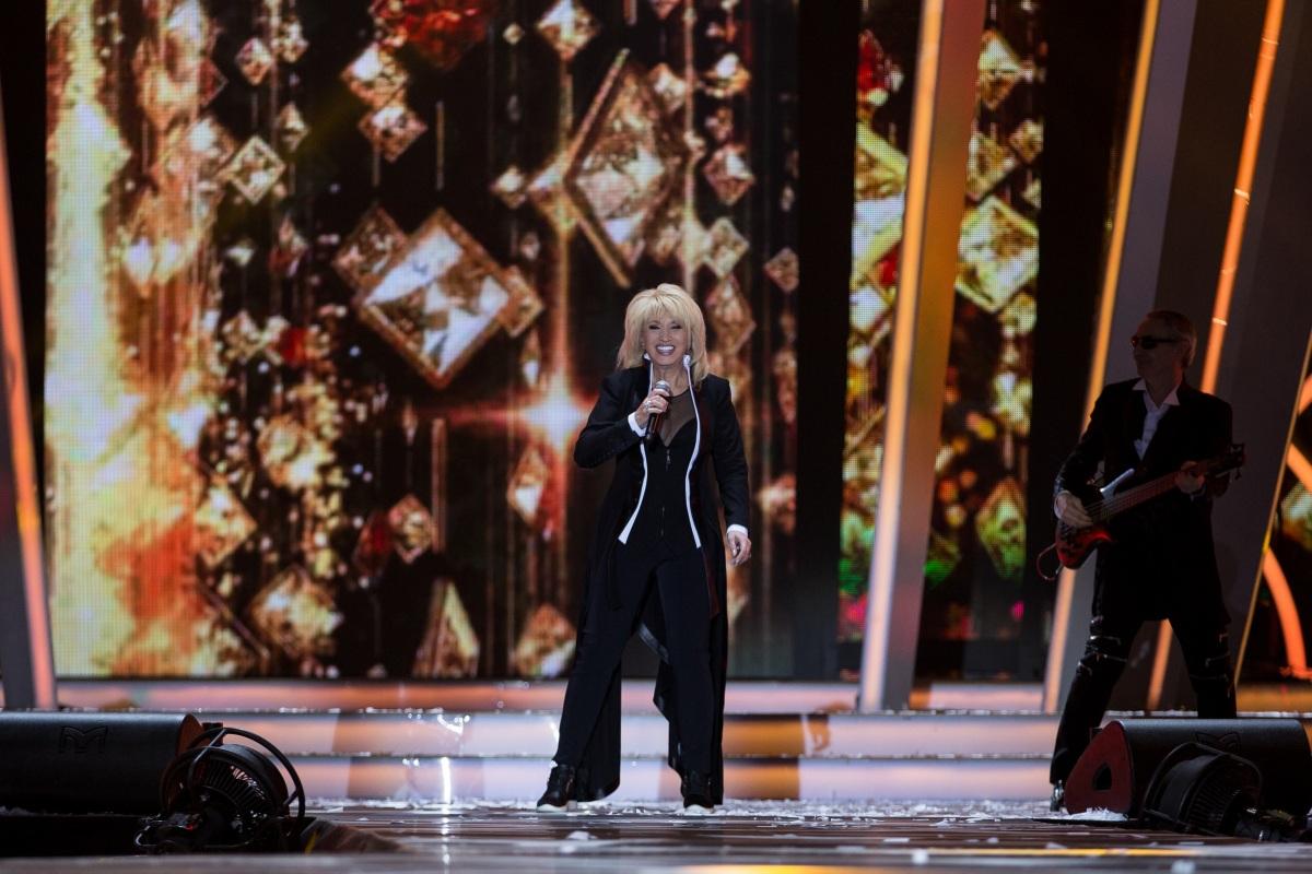 Ирина Аллегрова. «Песня Года-2016»