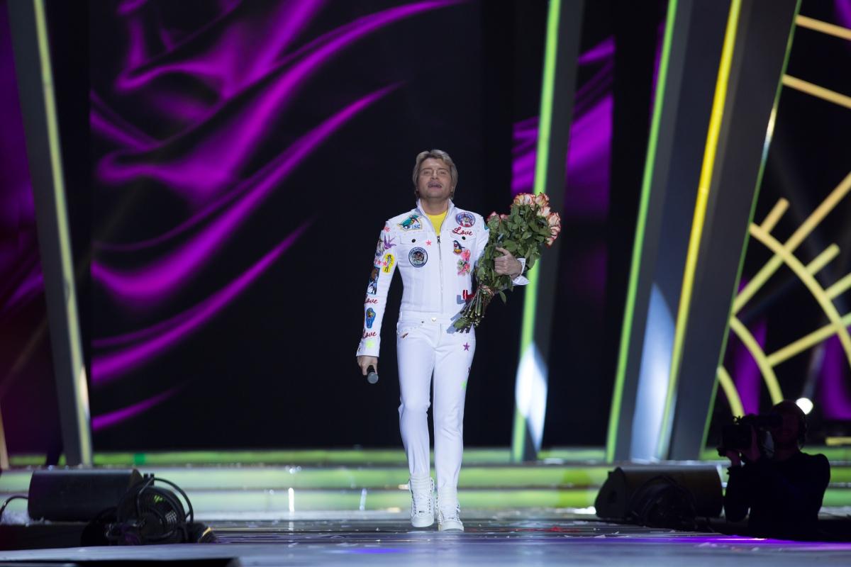 Николай Басков. «Песня Года-2016»