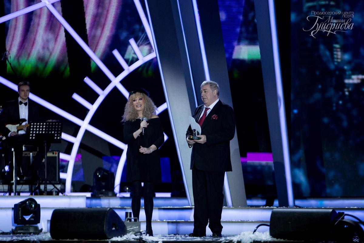 Михаил Гуцериев и Алла Пугачёва. «Песня Года-2016»