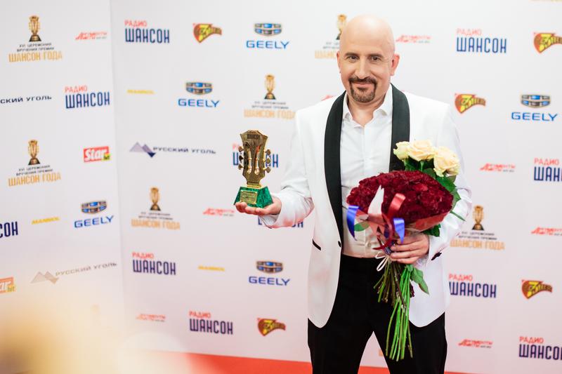 Евгений Григорьев. «Шансон Года-2017»