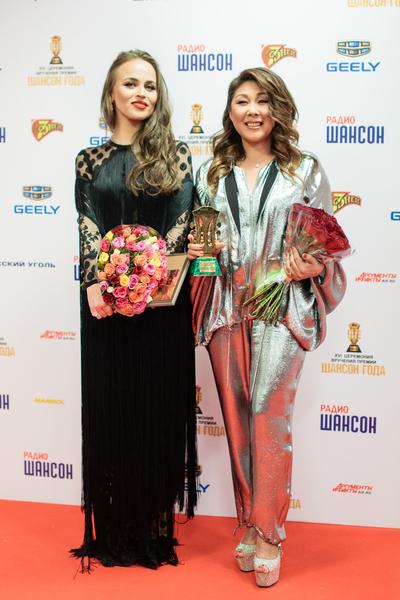 Виктория Кохана и Анита Цой. «Шансон Года-2017»