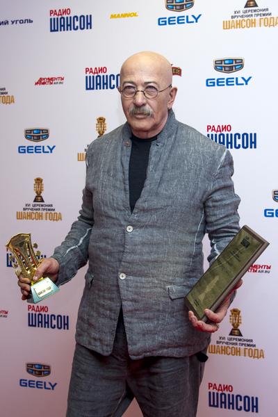 Александр Розенбаум. «Шансон Года-2017»