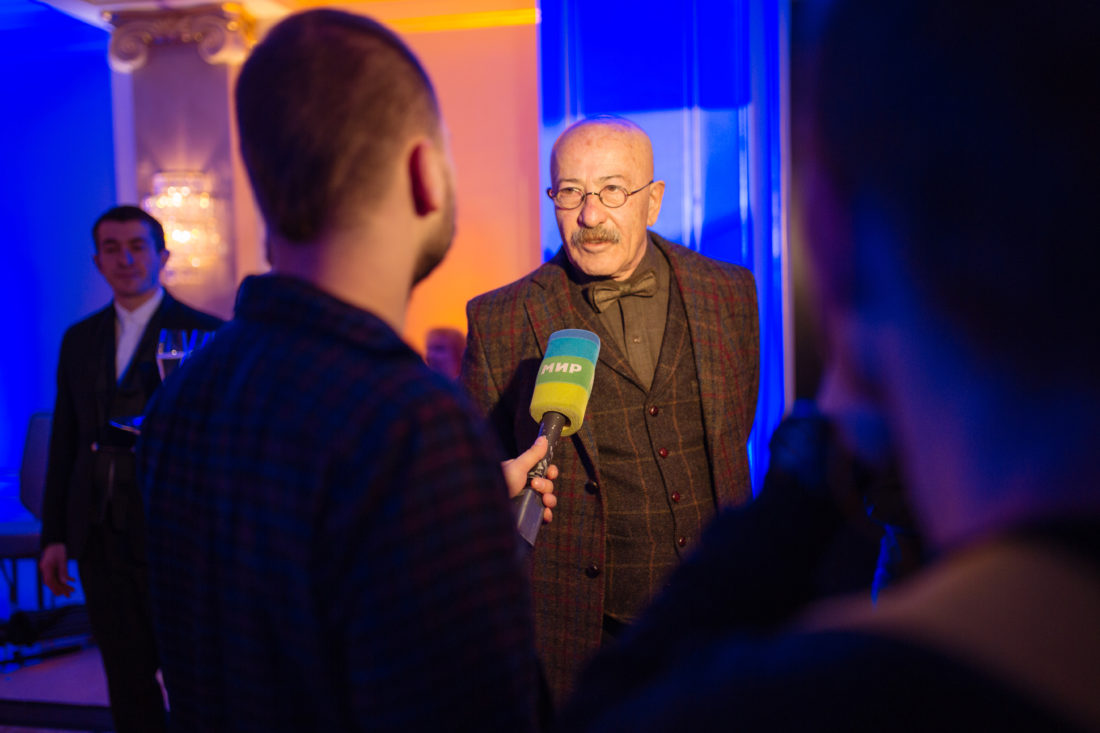 "Александр Розенбаум. Презентация клипа ""Зинаида"" группы На-На"