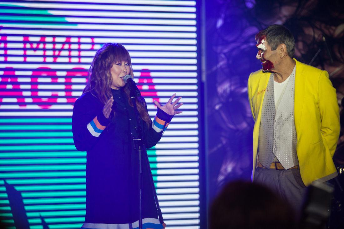 Бари Алибасов и Анита Цой. Юбилей 2017 год