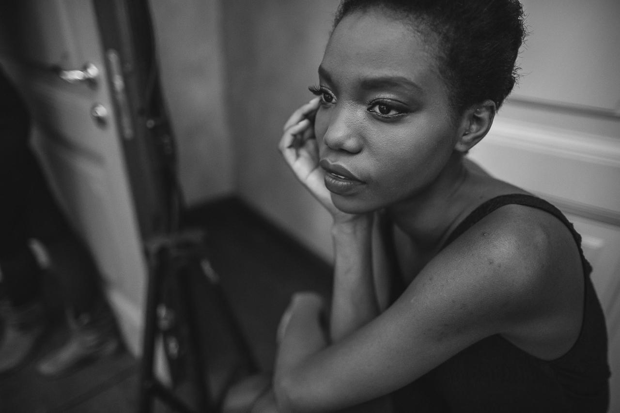 Съемки клипа «Мои чувства - кружева» Авраама Руссо