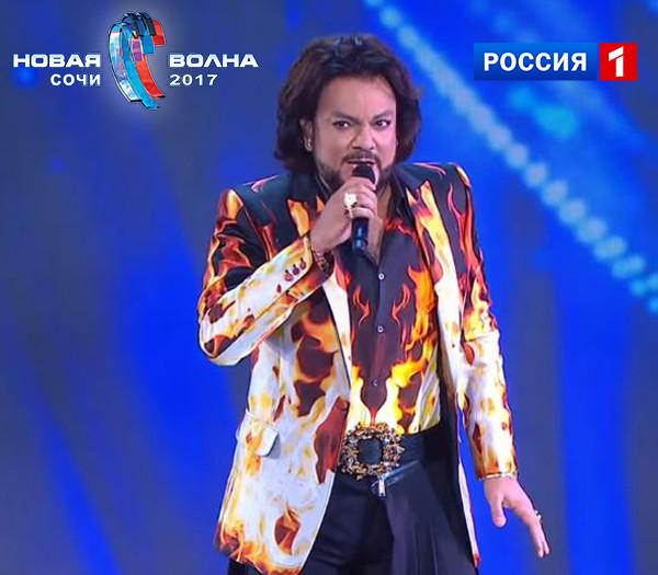 """Филипп Киркоров. """"Новая волна-2017"""""""