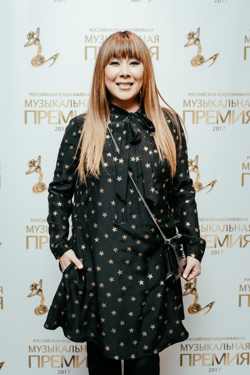 Анита Цой. Российская Национальная Музыкальная Премия