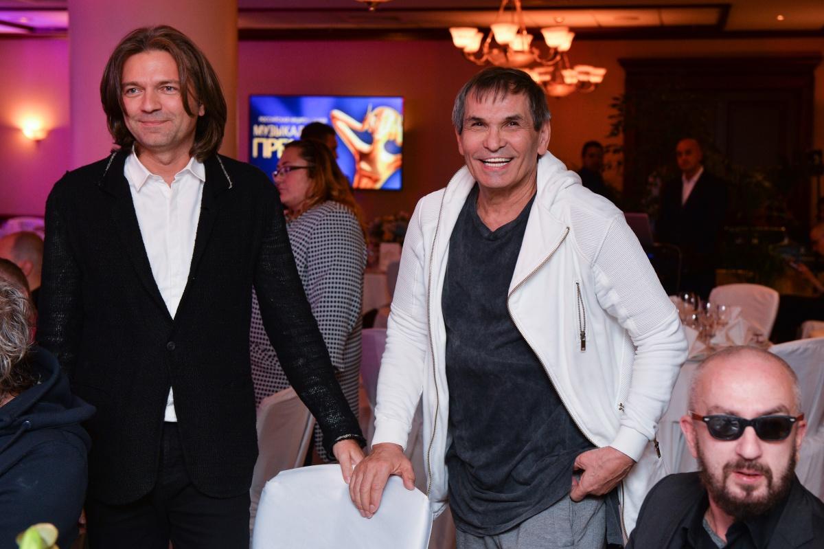 Бари Алибасов, Дмитрий Маликов. Российская Национальная Музыкальная Премия