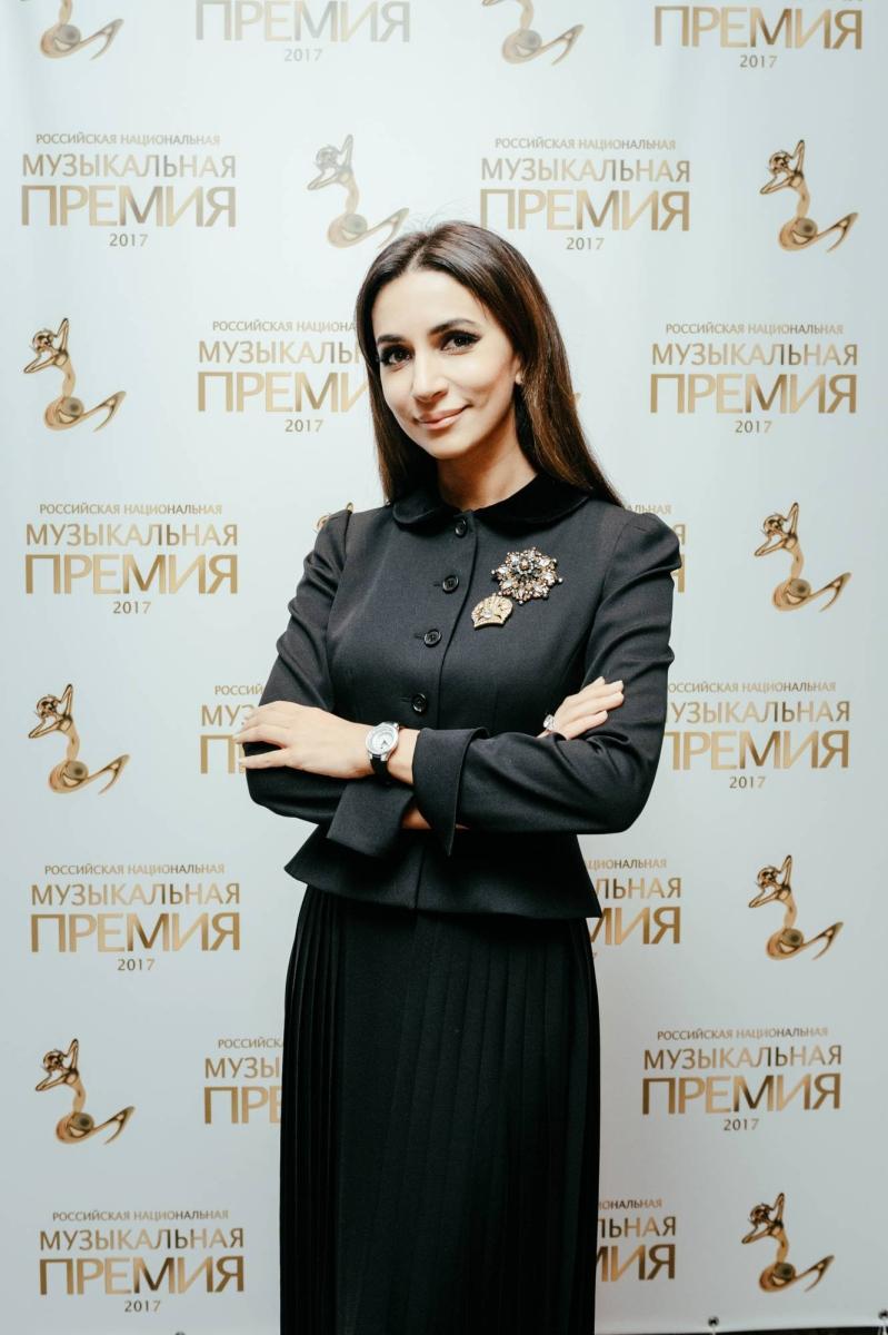 Певица Зара. Российская Национальная Музыкальная Премия