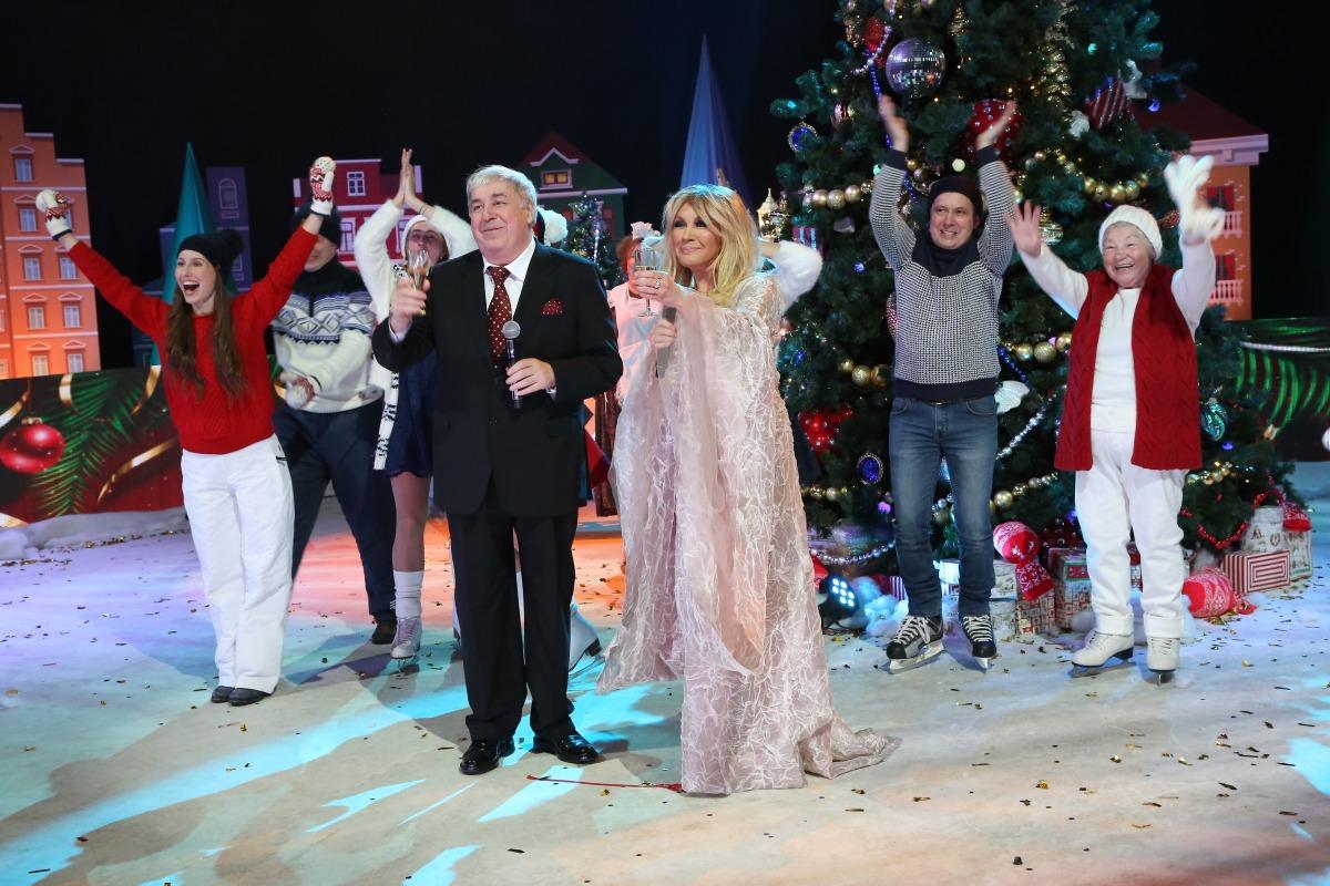 Михаил Гуцериев и Таисия Повалий. «Песня Года-2017»