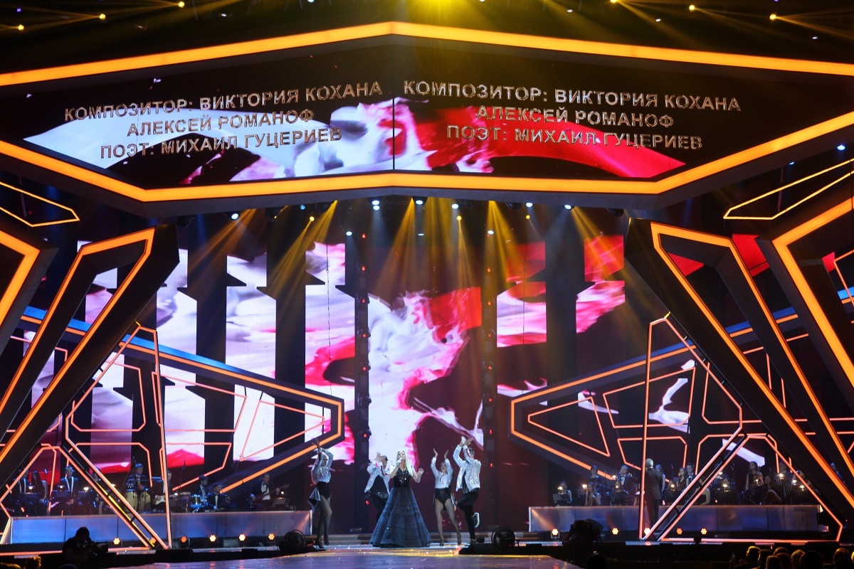 Анна Семенович. «Песня Года-2017»
