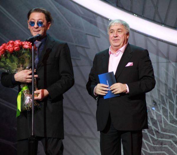 Михаил Гуцериев, Григорий Лепс. musicpremia