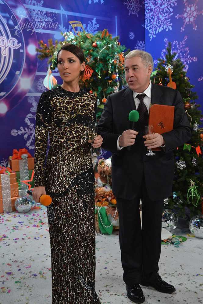 Михаил Гуцериев и Алсу. Песня года