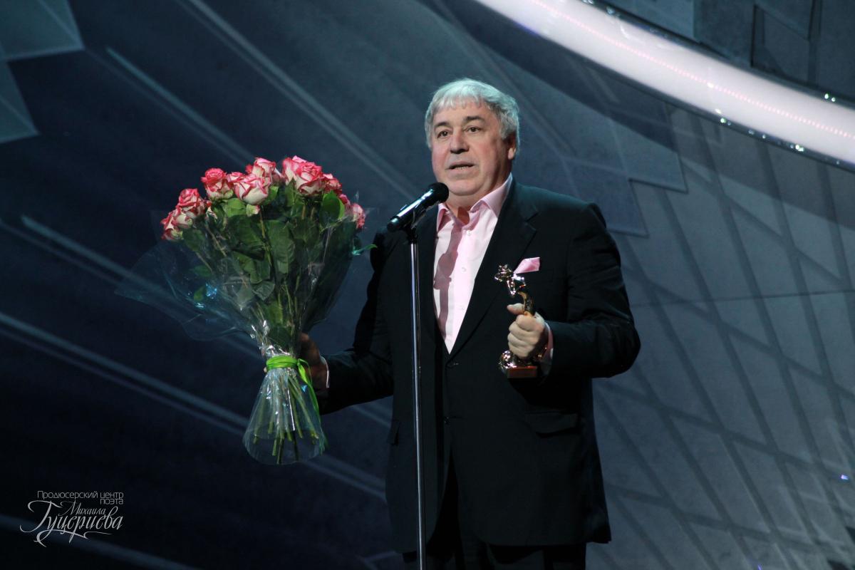 Михаил Гуцериев. Российская Национальная Музыкальная Премия 2017