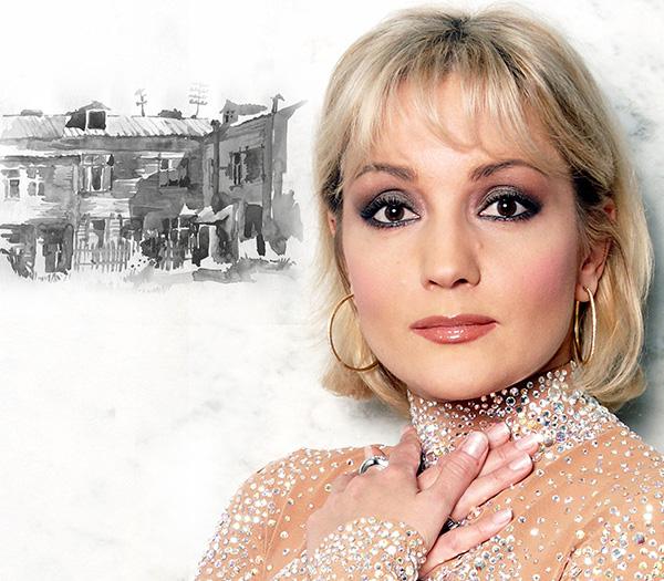 Татьяна Буланова. Премьера клипа