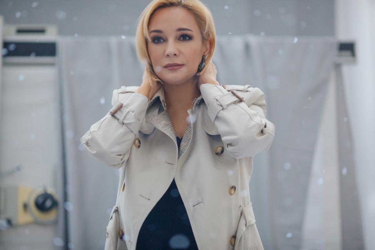 Съёмки клипа «В доме, где живёт моя печаль» Татьяны Булановой