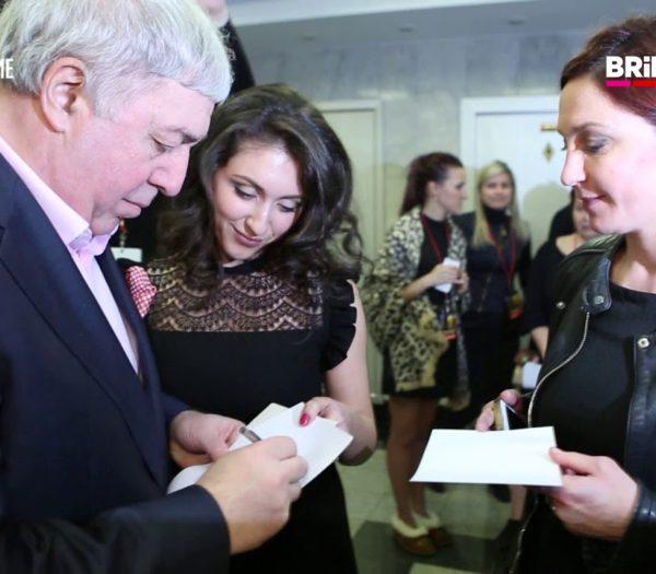 Юбилей Михаила Гуцериева. NEWS TIME