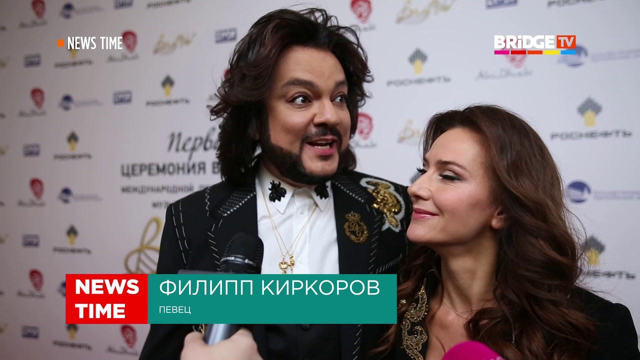 Премия BraVo. NEWS TIME